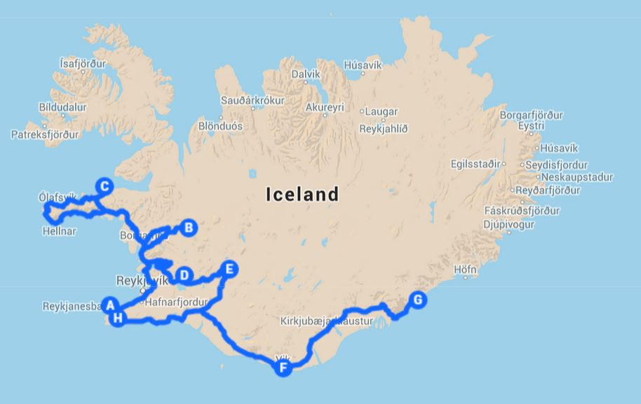 Road Trip Tours In Iceland Self