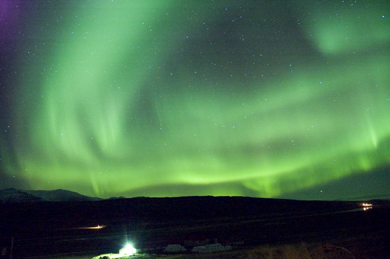Northern Lights - Aurora Borealis Iceland.JPG